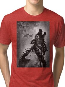 Moony & Padfoot Tri-blend T-Shirt