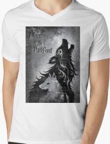 Moony & Padfoot Mens V-Neck T-Shirt