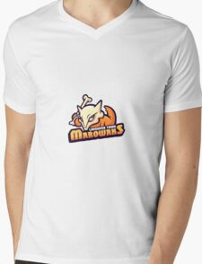 Marowaks Mens V-Neck T-Shirt