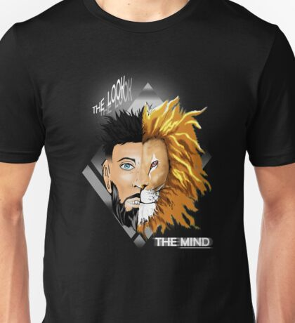 The look, the mind Unisex T-Shirt