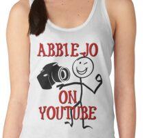 Abbie-Jo on YouTube Women's Tank Top