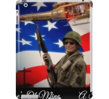 Heroe's of Mine, A Tribute iPad Case/Skin