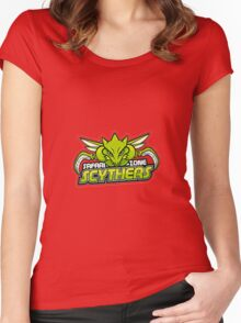 Safari Zone Scythers Women's Fitted Scoop T-Shirt