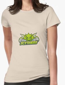 Safari Zone Scythers Womens Fitted T-Shirt