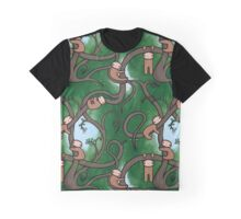 Hanging Around Graphic T-Shirt