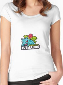 Celadon City Ivtysaurs Women's Fitted Scoop T-Shirt