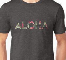 Floral Aloha Unisex T-Shirt