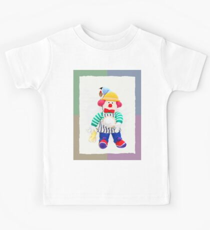 A cook of many colours Kids Tee