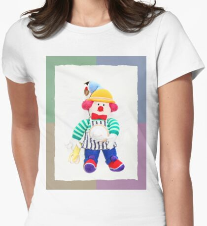A cook of many colours Womens Fitted T-Shirt