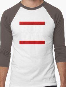 RUN DMT Men's Baseball ¾ T-Shirt