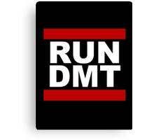 RUN DMT Canvas Print