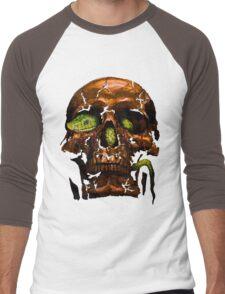 Skull 09 Men's Baseball ¾ T-Shirt