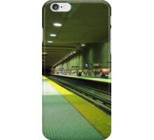 MONTREAL METRO iPhone Case/Skin