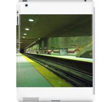 MONTREAL METRO iPad Case/Skin