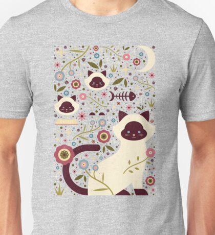 Siamese Cats T-Shirt