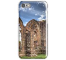 Lincluden Abbey Priory Church Photograph Dumfries and Galloway iPhone Case/Skin