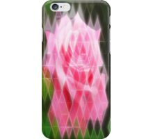 Pink Roses in Anzures 4 Art Triangles 2 iPhone Case/Skin