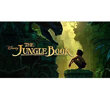 THE JUNGLE BOOK 2016 Poster Photographic Print