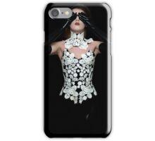 Sarah - Into the dark iPhone Case/Skin