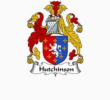 Hutchinson Coat of Arms / Hutchinson Family Crest Unisex T-Shirt