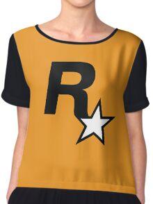 Rockstar Chiffon Top