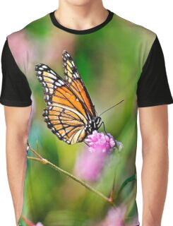 Viceroy Butterfly Graphic T-Shirt