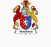 Hutchison Coat of Arms / Hutchison Family Crest Unisex T-Shirt