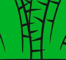 goad flowerpot cactus desert design large green cool Sticker