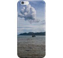 Thailand view iPhone Case/Skin