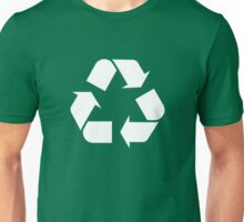 Recycle Go Green Unisex T-Shirt