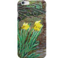 """Farndale Daffodils in the Spring"" iPhone Case/Skin"