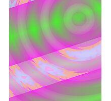 Warp Drive 1 - Space Travel Art Photographic Print