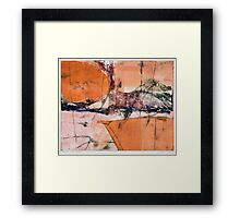 THOUGHT THEE BRIGHT—SHAKESPEARE Framed Print