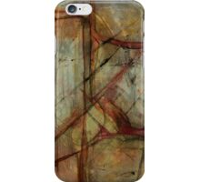 I AM A LITTLE WORLD MADE CUNNINGLY—DONNE iPhone Case/Skin