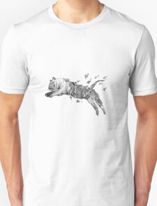 Patterned Animals: Tiger  Unisex T-Shirt