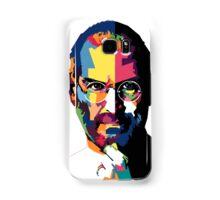 Steve Jobs | PolygonART Samsung Galaxy Case/Skin