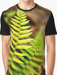 Spring Fern Graphic T-Shirt