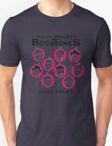 The Mighty Mighty Bosstones : 2000 Miles T-Shirt