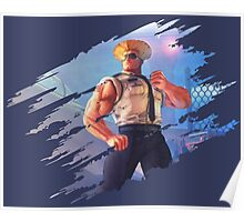 Guile Poster