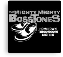 The Mighty Mighty Bosstones : Hometown Throwdown Sixteen Canvas Print