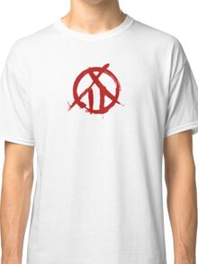 Kabaneri of the Iron Fortress Crest - Blood Red Classic T-Shirt