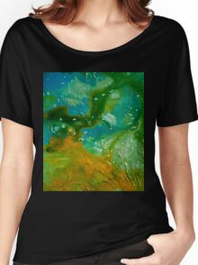 2016_GITCHADK_MALERI_PRINT_1_31 Women's Relaxed Fit T-Shirt