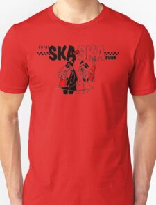 Trad Ska Vs Ska Punk T-Shirt