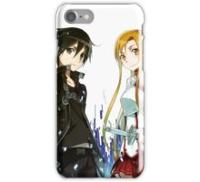 Kirito And Wife To be iPhone Case/Skin