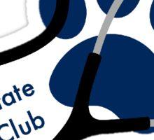 Penn State Pre-Vet Club 2 Sticker