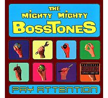 The Mighty Mighty Bosstones : Pay Attention Photographic Print