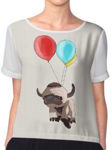 Balloon Appa Chiffon Top