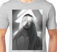 blackandwhite study Unisex T-Shirt