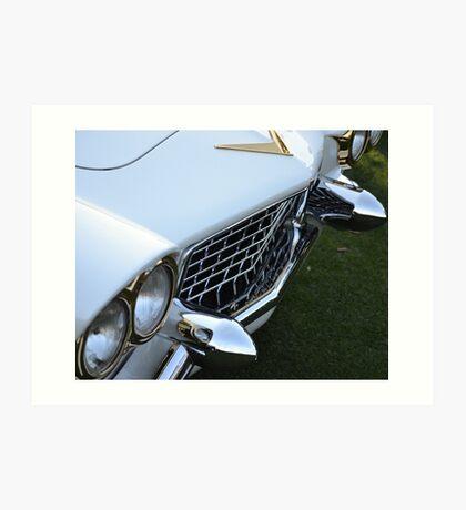1957 Cadillac Elegante Show Car Art Print