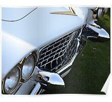 1957 Cadillac Elegante Show Car Poster